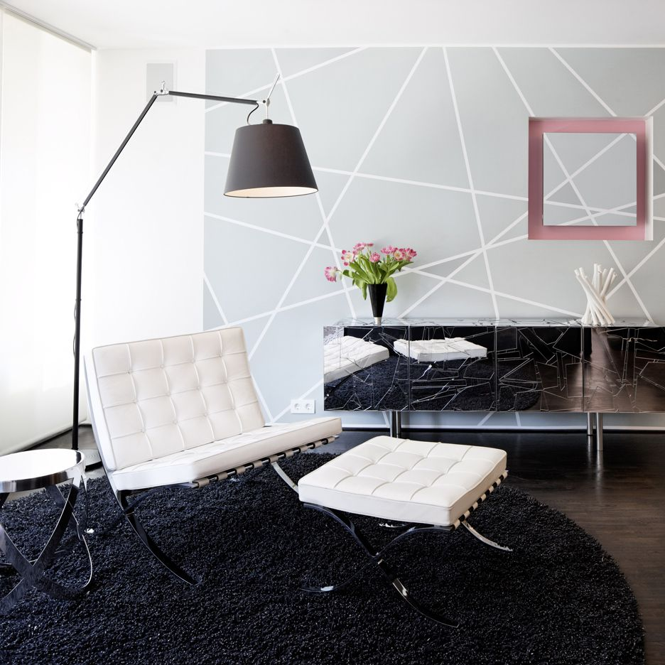Lampy podłogowe Artemide fot mat pras wnętrze