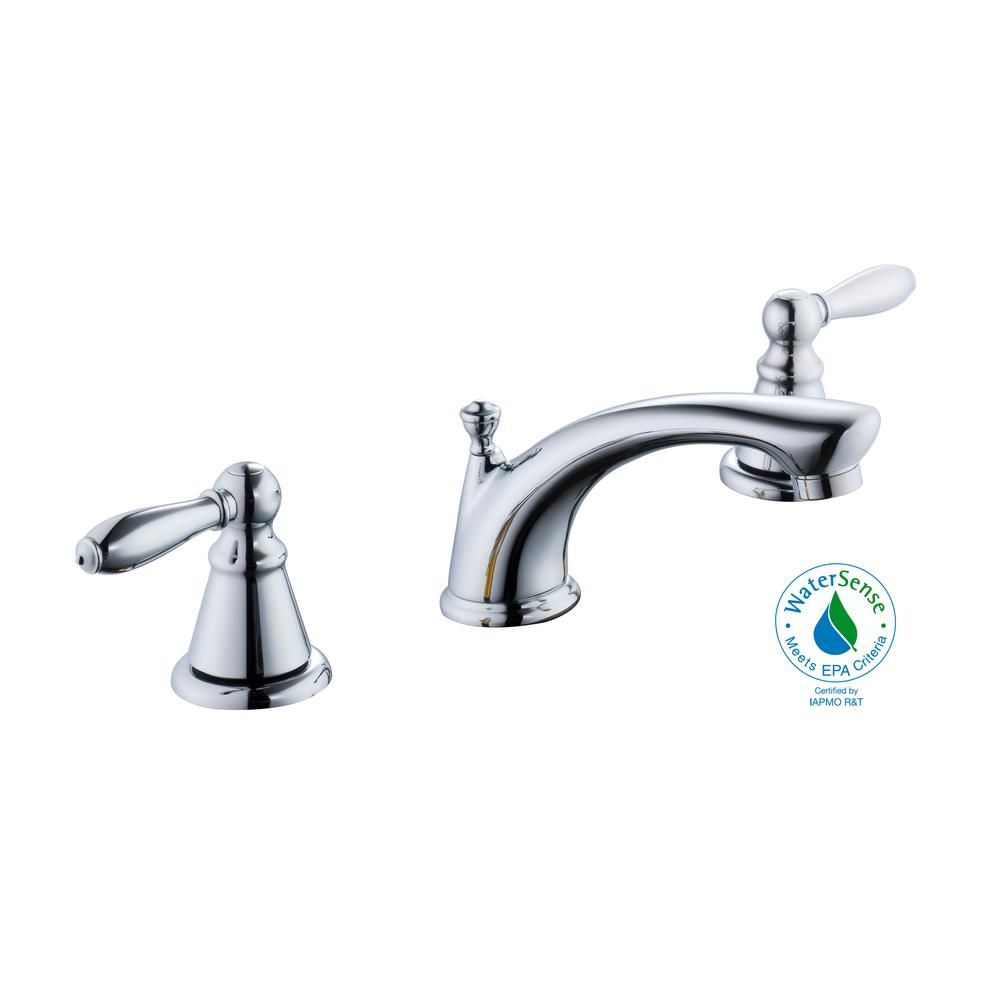 Glacier Bay Adley 8 In Widespread 2 Handle Low Arc Bathroom Faucet In Chrome Hd67575w 6001 The Home Depot Moen Bathroom Faucets Bathroom Faucets Chrome High Arc Bathroom Faucet [ 1000 x 1000 Pixel ]