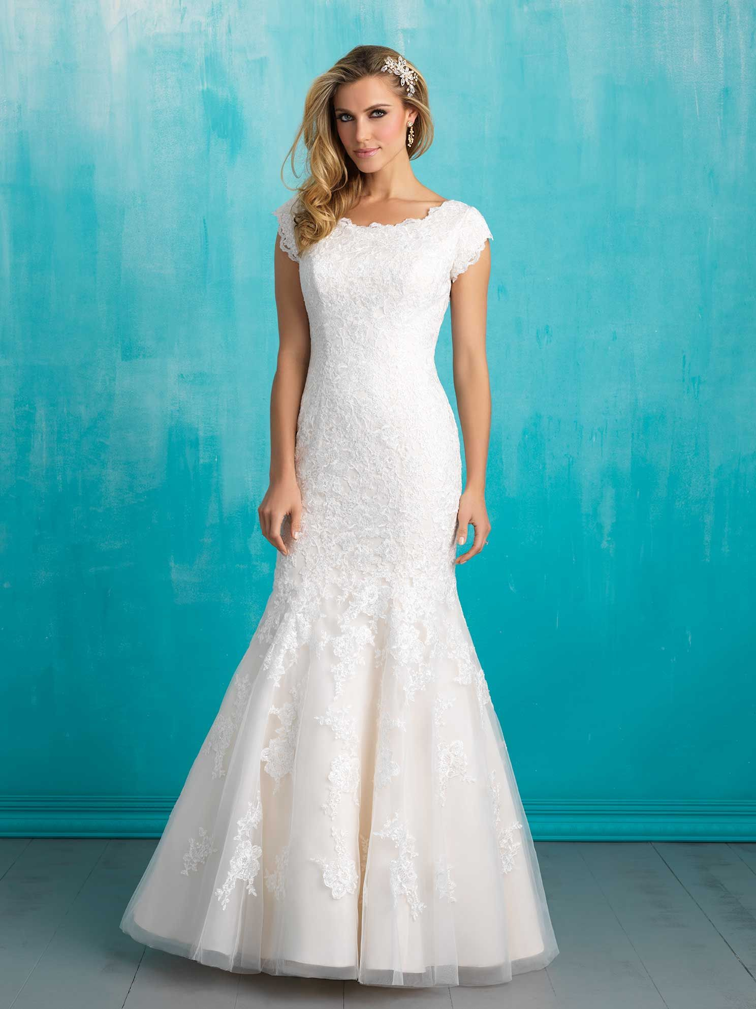 Style: M555 | Lace wedding dresses, Lace wedding and Wedding dress