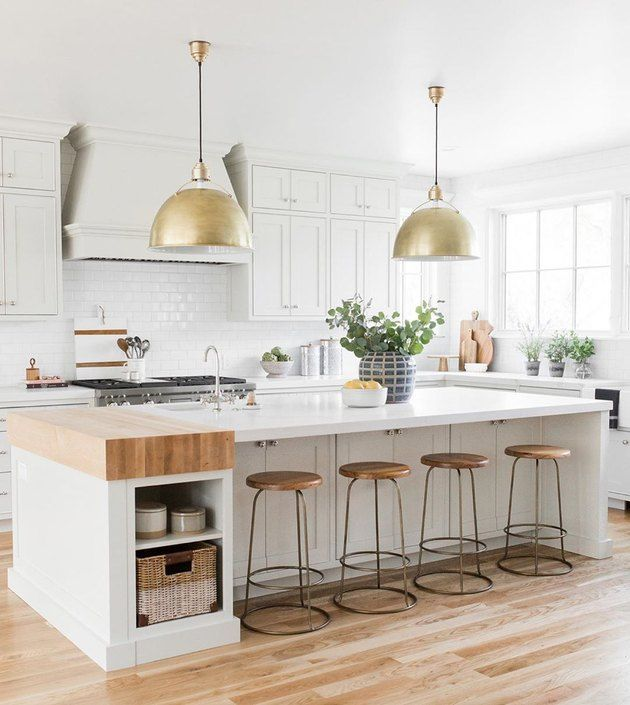 Photo of These T-Shaped Kitchen Island Ideas Are Surprisingly Convenient