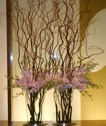 Luxury Lobby Flower Arrangement.  www.irisrosin.com