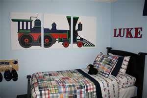idea for graham's room