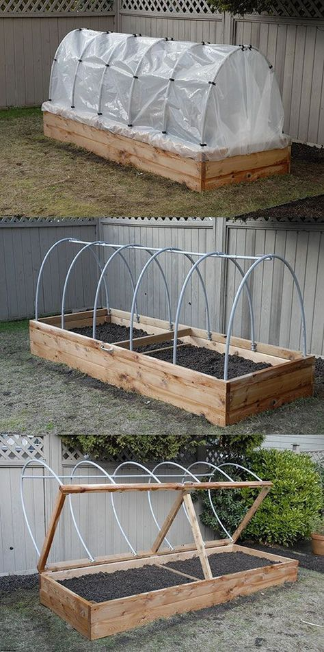 Elevate Your Garden Style With A DIY Raised Planter – #DIY #Elevate #Garden #Pla…