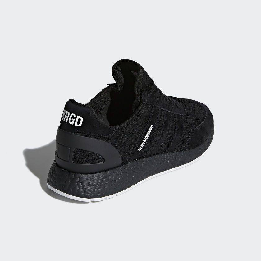 b8b271f5e47e Neighborhood x Adidas Iniki I-5923 NBHD DA8838 Black Boost Size 8-13 -  SHIPS NOW