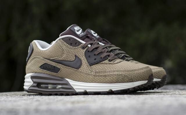 "Nike Air Max Lunar 90 PRM QS ""Suits & Ties Pack"" Dark Dune"