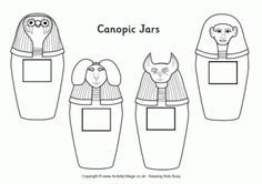 Ancient Egypt Colouring Pages Ancient Egypt For Kids