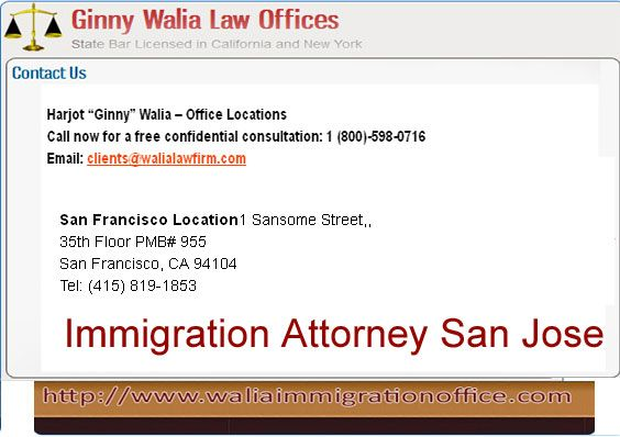 Bay Area Immigration Attorneys At Ginny Walia Law Offices Can Work With You To Prepare Your Case And Represent You In Fro Immigration Law Office Administration