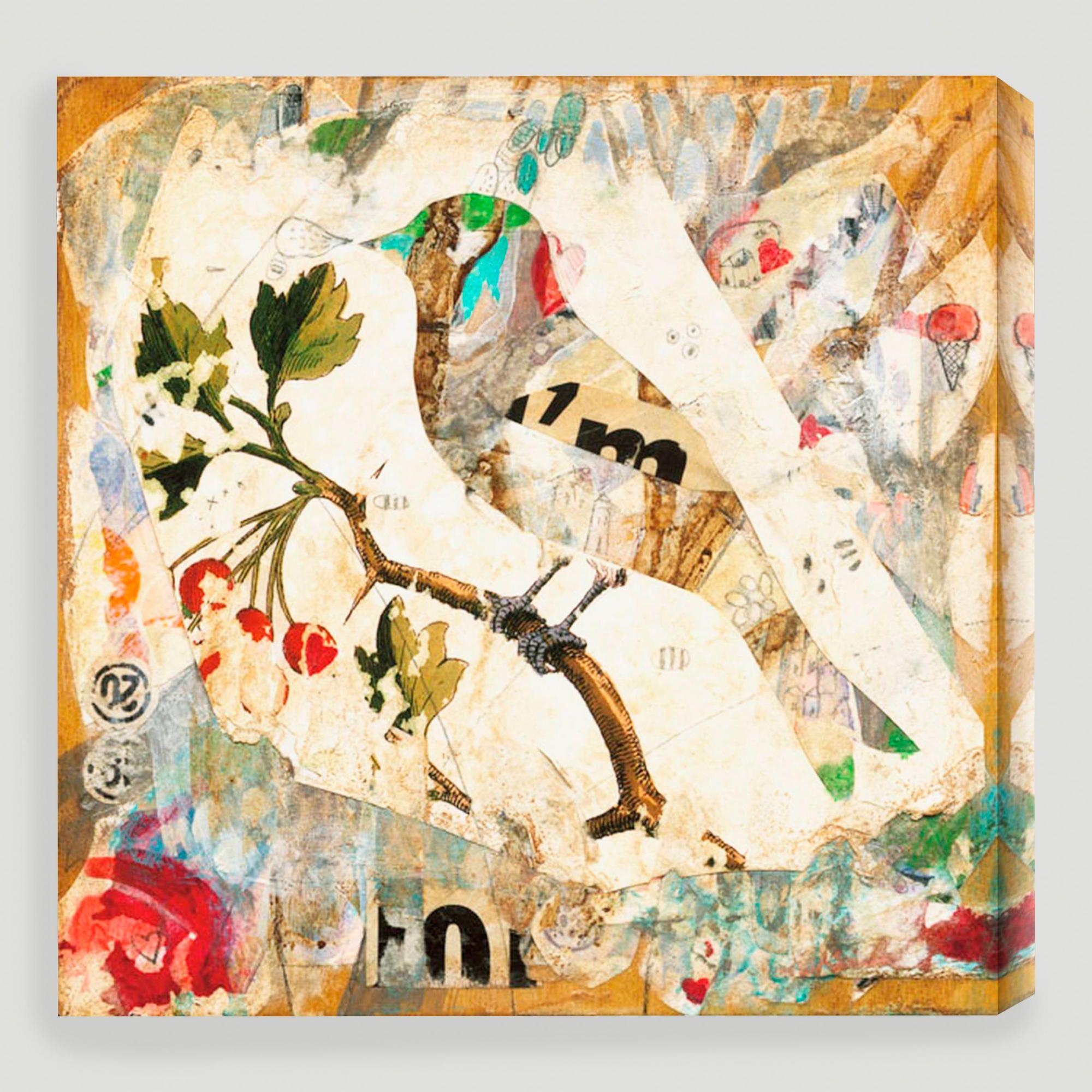 """World Market Art: """"Lucky In Love II"""" By Judy Paul"""