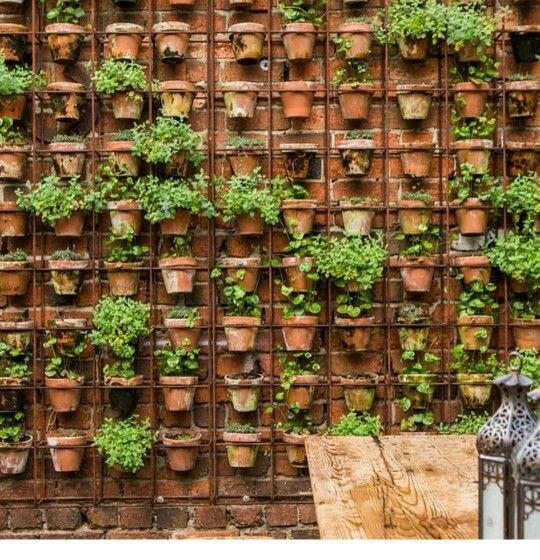 planted screens vertical garden diy herb garden design on indoor herb garden diy wall vertical planter id=74490