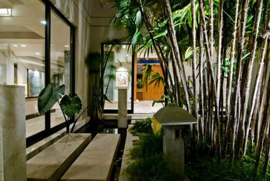 Image result for interior garden sri lankan home ...