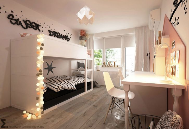 Dormitorios para j venes y adolescentes girl 39 s room - Habitaciones juveniles de chicas ...