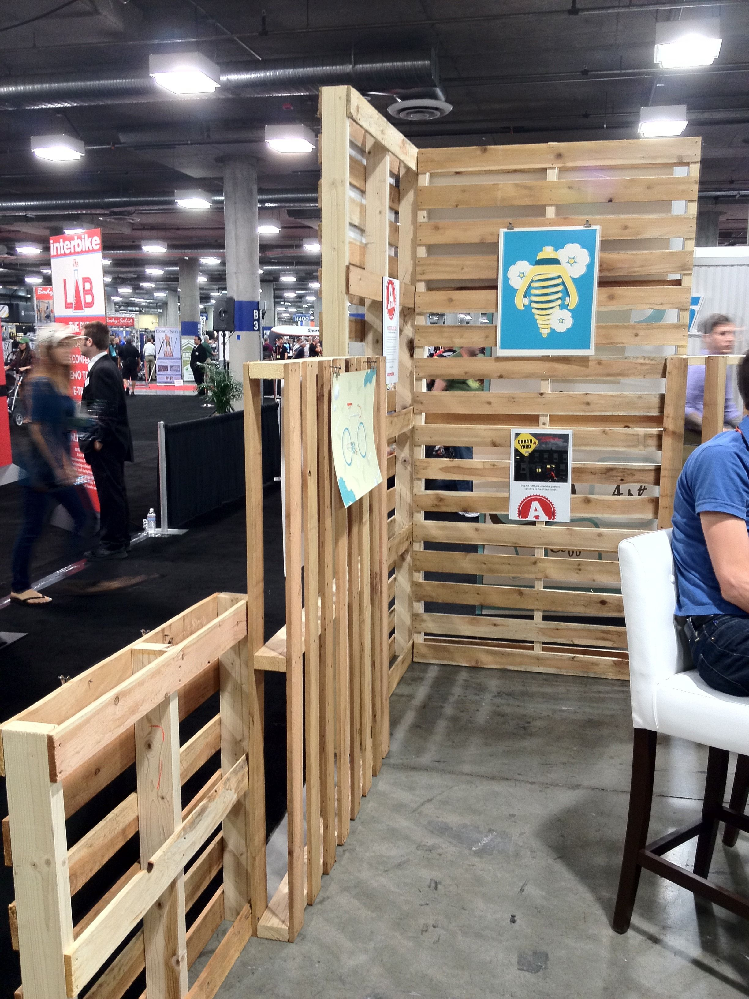 Image Result For Pallet Wood Trade Show Booths Farm