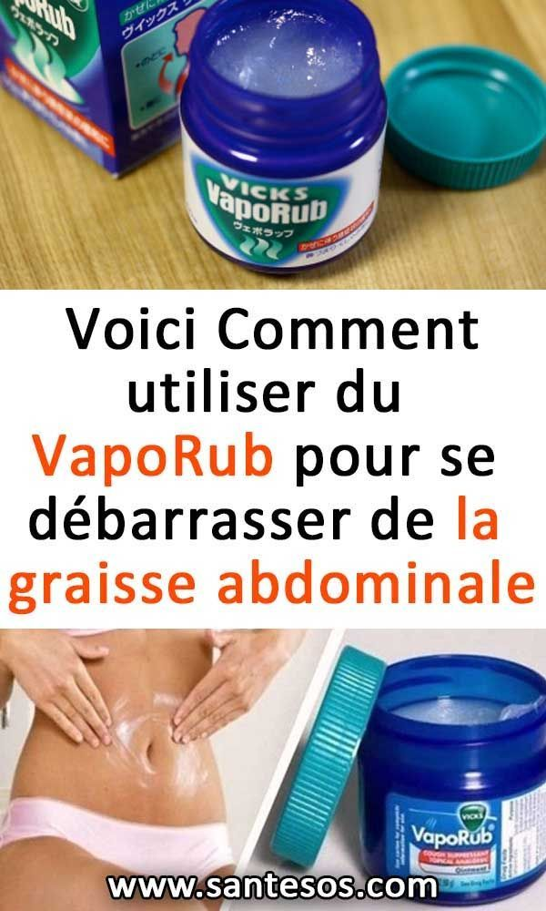 Voici comment utiliser VapoRub pour vous débarrasser de la