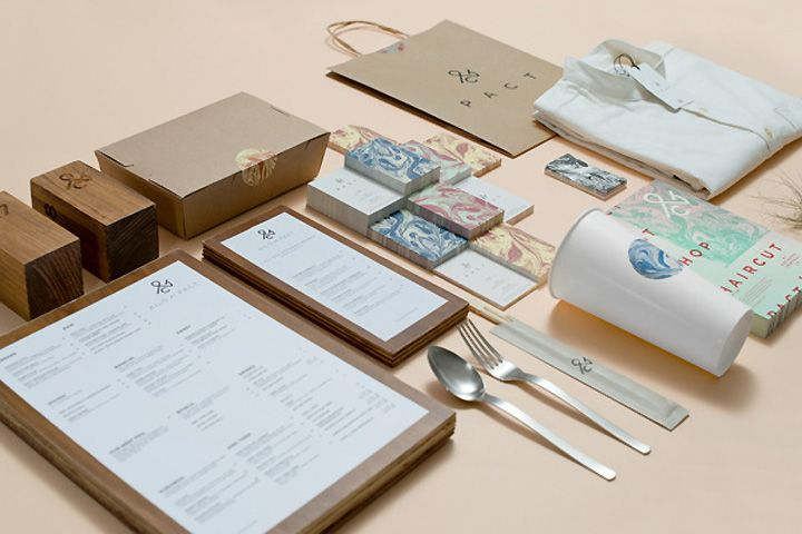 PACT branding & identity by ACRE branding
