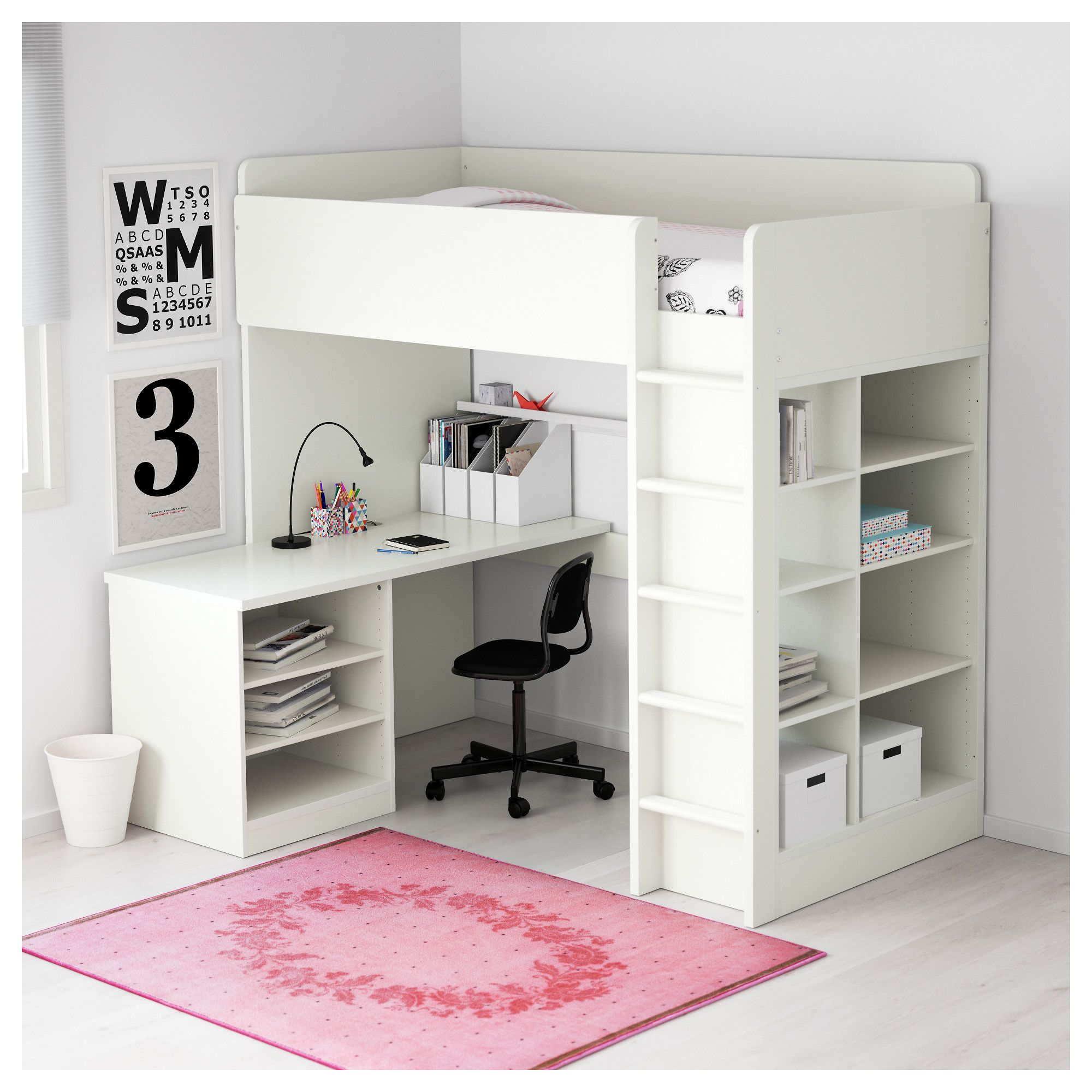 Furniture And Home Furnishings In 2019 Ikea Bedroom Stuva