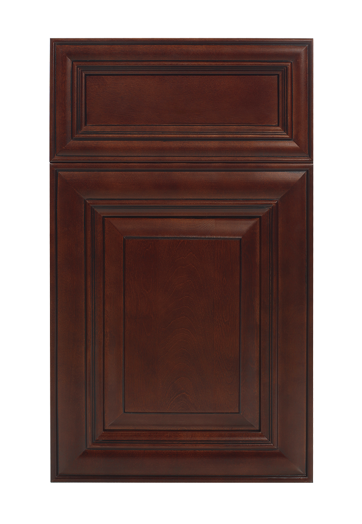 Oxford Merlot Glaze | Glazed kitchen cabinets, Shop ...