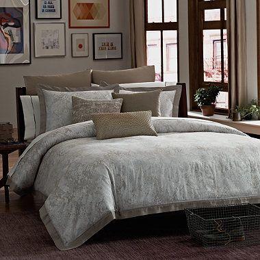 Kenneth Cole Reaction® Home Python Comforter - BedBathandBeyond.com