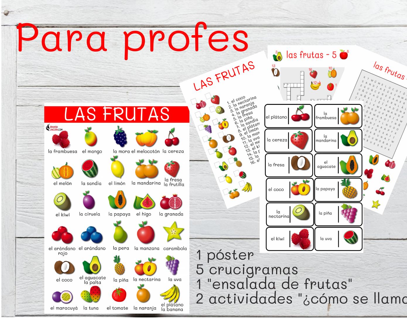 Numeros En Espanol Del 1 Al 10