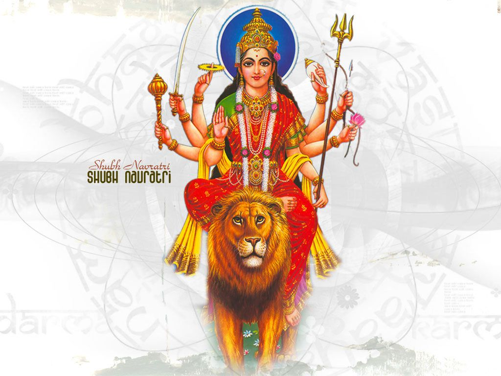 Mata Rani Durga Wallpapers, Photos, Images Download | as ...