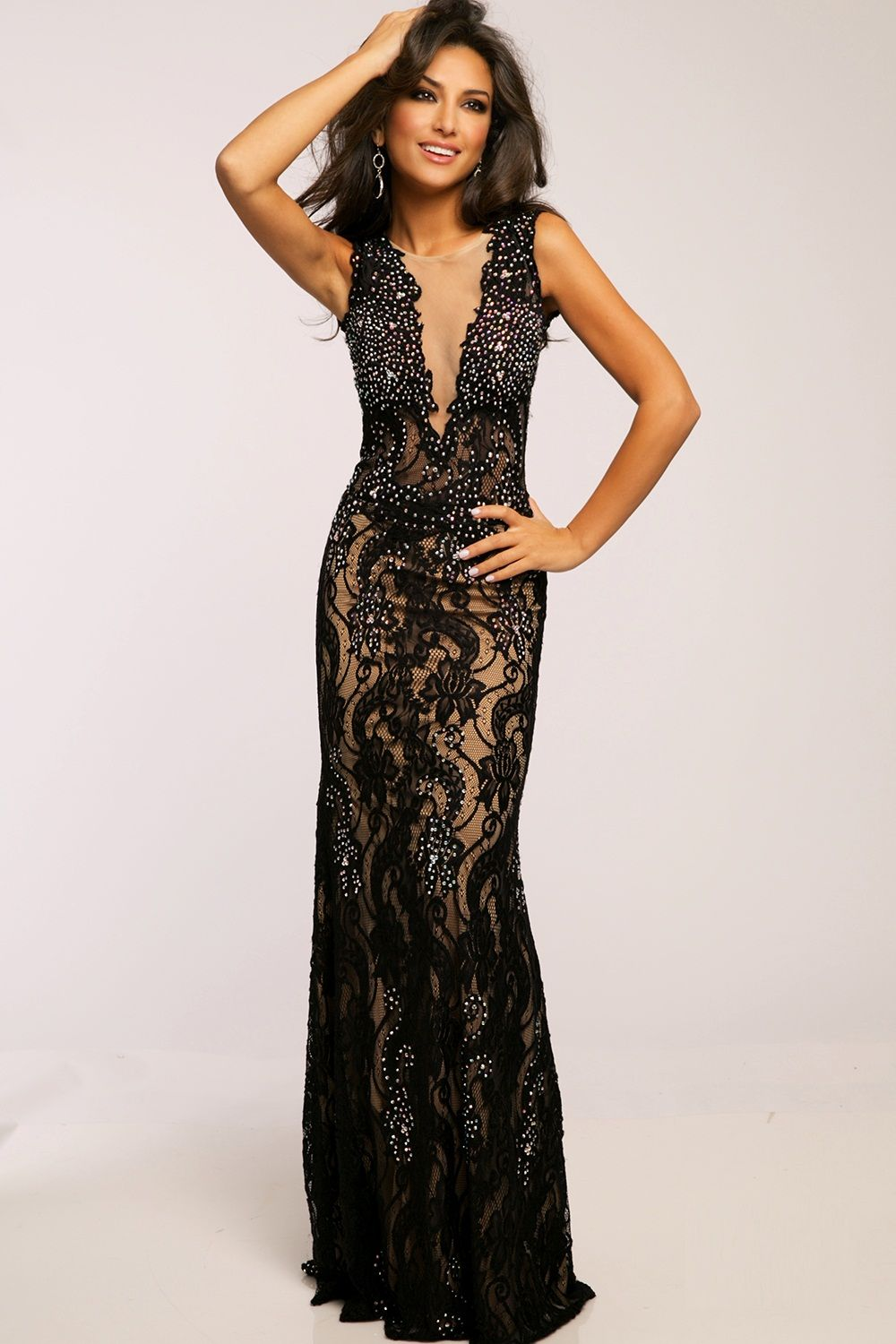 Drop dead black prom dresses u looking your best for prom