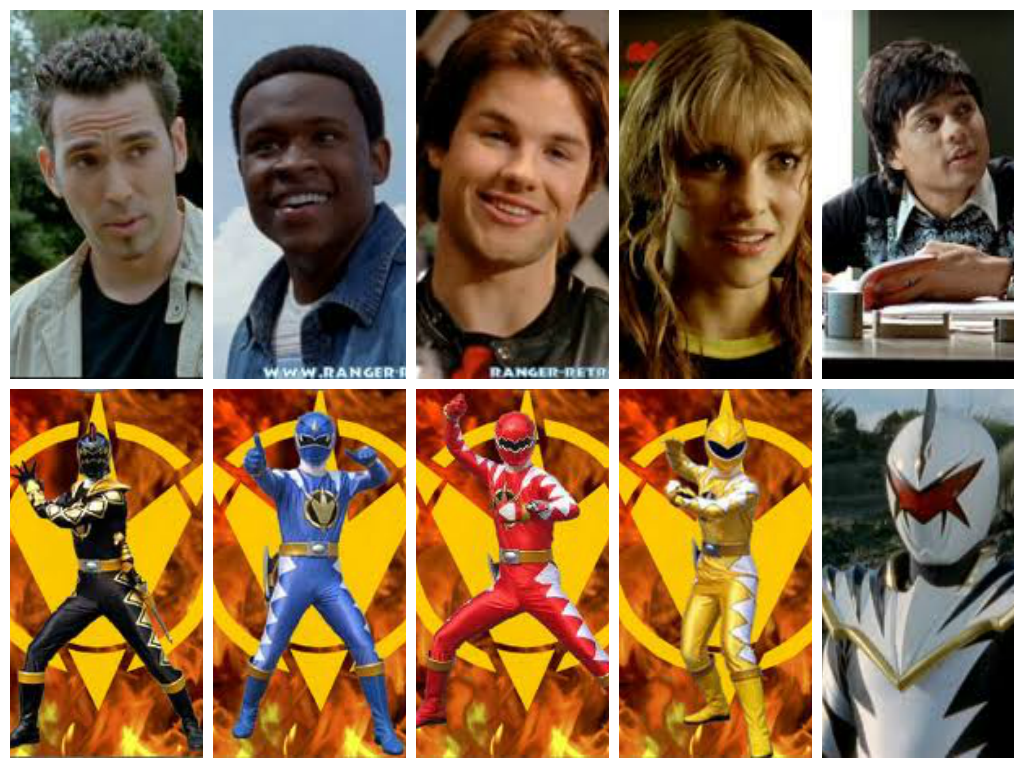 Dino thunder power up, ha! | Its Morphing Time! | All power