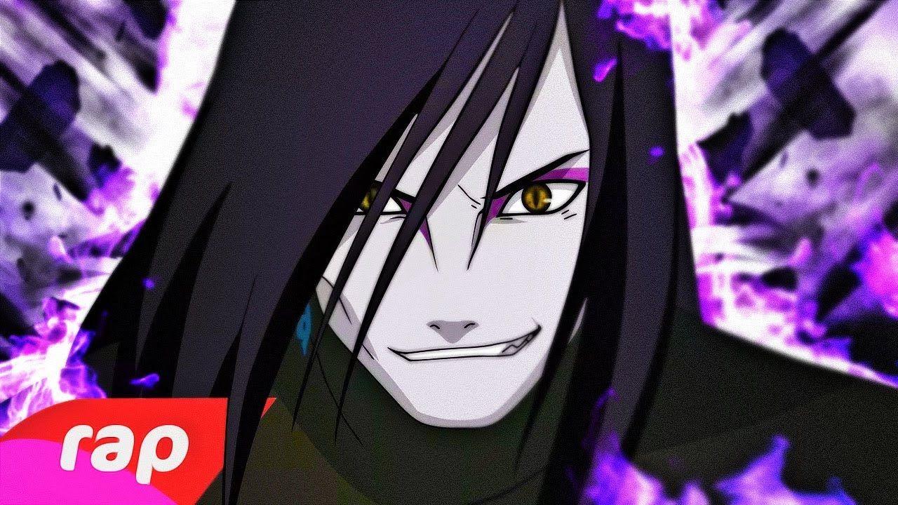 Rap Do Orochimaru Naruto Eu Vou Viver Pra Sempre Nerd Hits