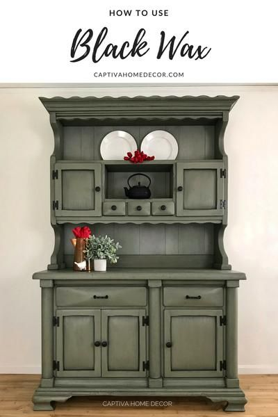 The Smoky Pearl Furniture Painting Technique – Captiva Home Decor