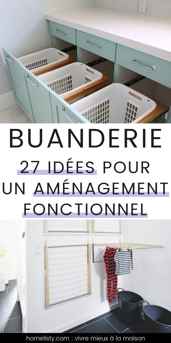 BUANDERIE : 27 Idées Fonctionnelles & Pratiques #designbuanderie