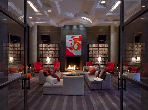 W Austin Austin Hotels W Austin Record Room