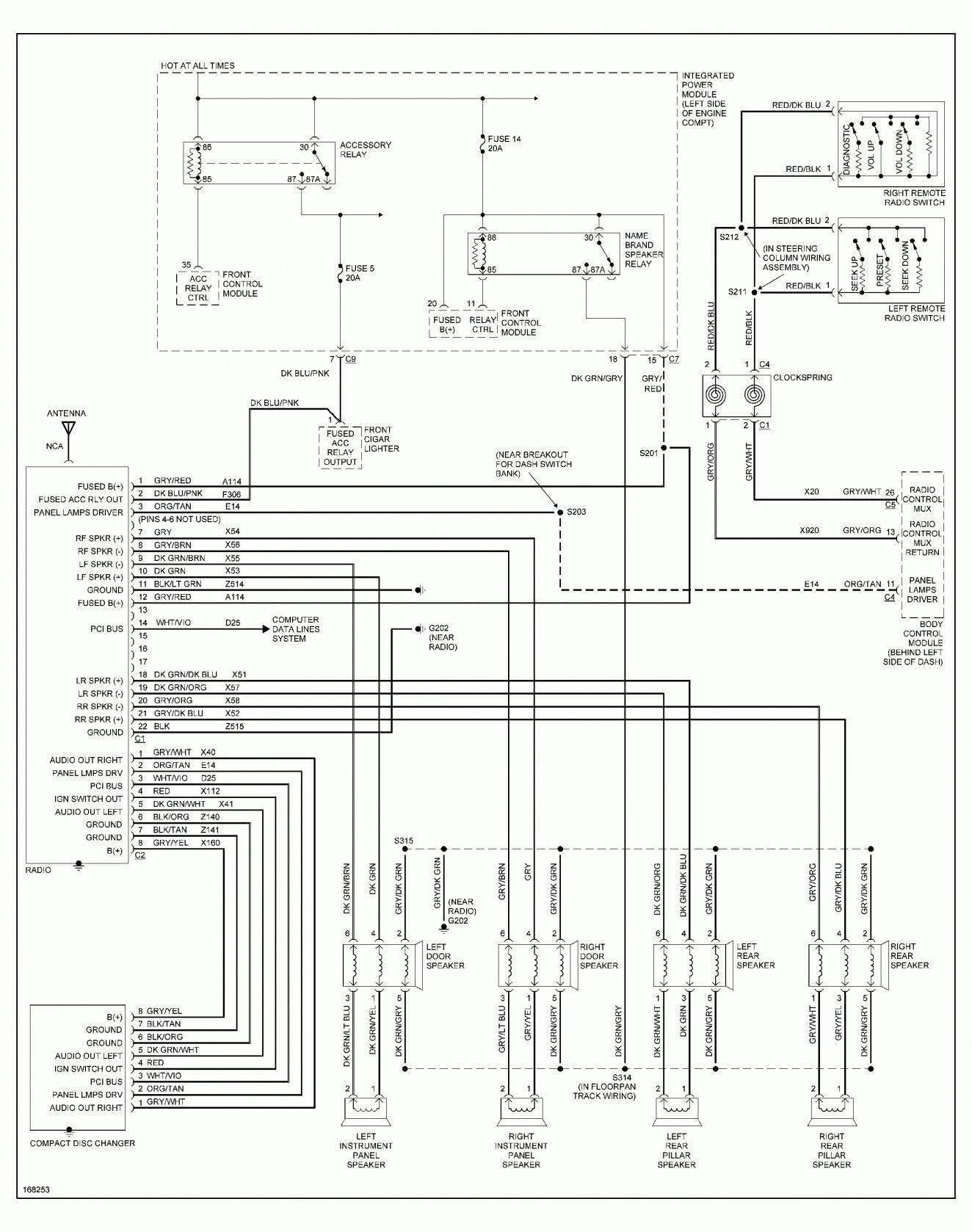 16  2011 Dodge Truck Trailer Wiring Diagram