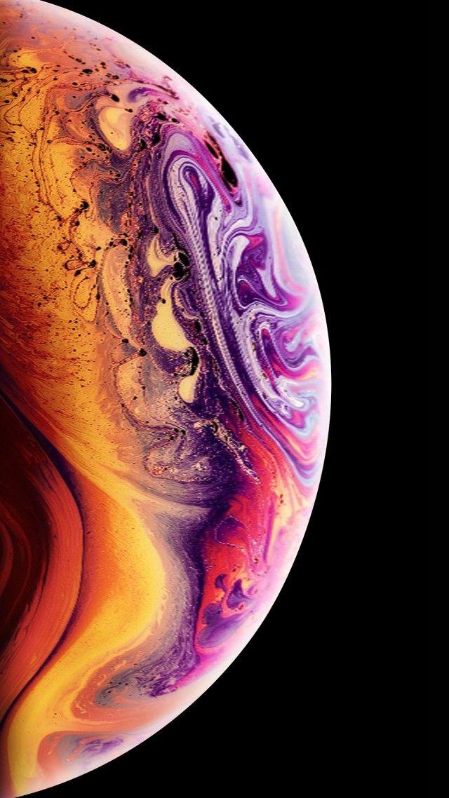 iPhone XS, 4K (vertical) Fond d'écran iphone apple, Fond