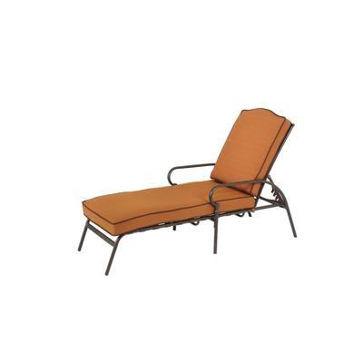 Home Depot Canada Martha Stewart Living Mallorca II Chaise 1