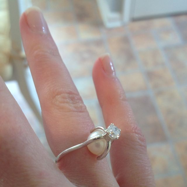 my new ring! I absolutely love it