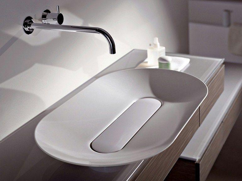 Sb Countertop Washbasin By Alape Sink Design Wash Basin