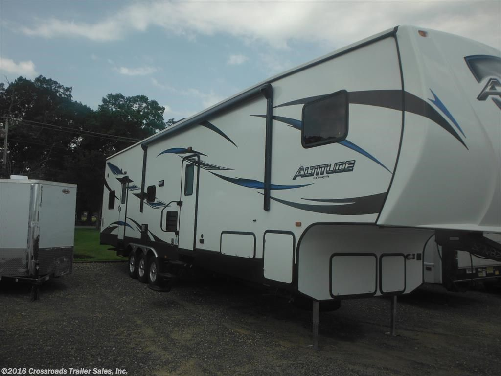 27682 2016 Crossroads Altitude Af 3712 For Sale In Newfield Nj