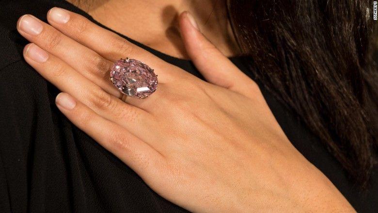 Inilah Tiga Berlian Paling Terkenal di Dunia