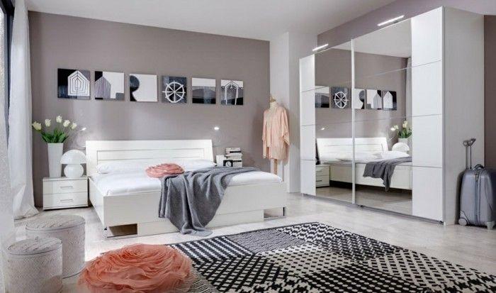 kleines schlafzimmer gestalten1 Schlafzimmer Ideen \u2013 Betten