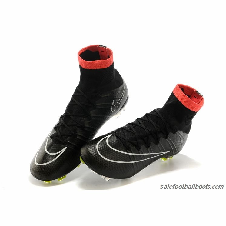 Sale Nike Mercurial Superfly Fg Black Red Nike Football Boots Nike Astro Turf Superfly