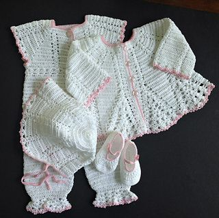 312ff78a718 Ravelry  The Best Dressed Baby at Etsy - patterns