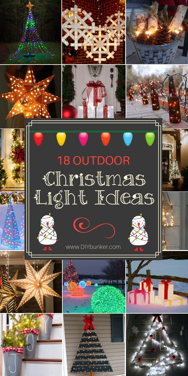 Outdoor Christmas Light Decor Ideas You\u0027re Gonna Love Christmas