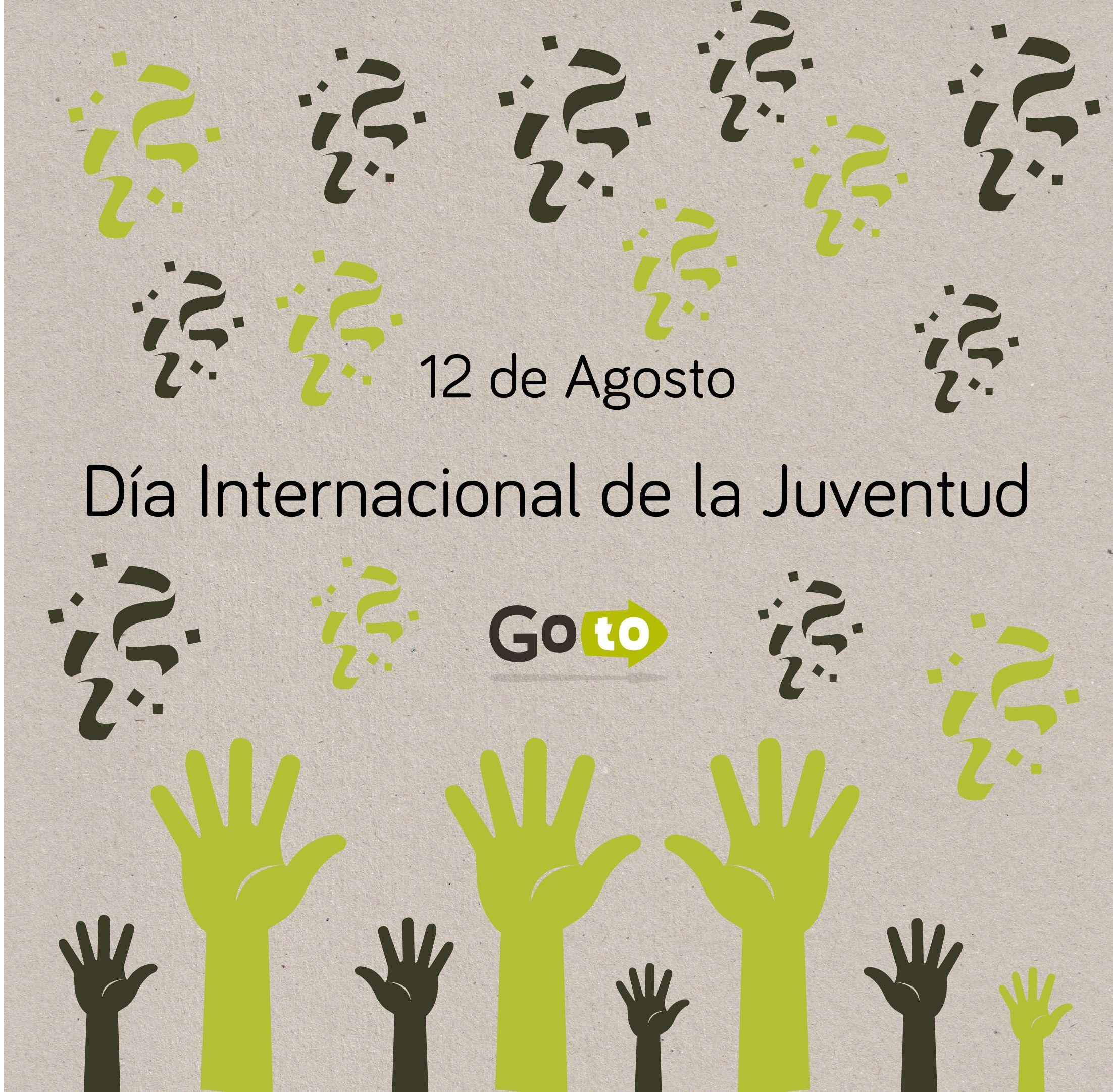 En Este Dia Internacional De La Juventud De 2014 Propongamonos