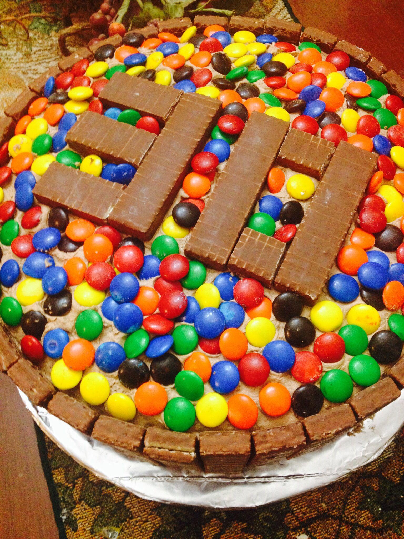 Pastel de cumplea os de mi hermano chocolate 30 a os - 30 cumpleanos ideas ...