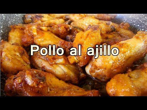 Pollo Frito Al Ajillo Recetas De Cocina Faciles Y Rapidas