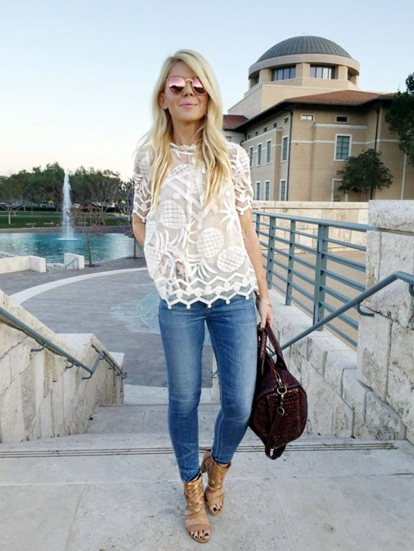 0515fee7a 45 Comfy College Girl fashion Outfits to carry your Attitude ...