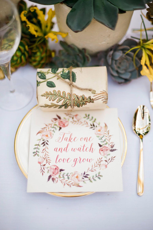 Greenery Wedding Decor Wisley Venue Hire Botanical Wedding Decor ...