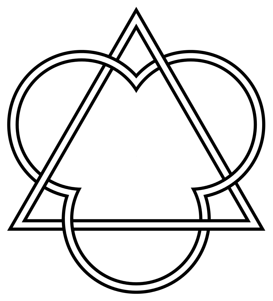 930px trefoil architectural equilateral triangle interlacedg trinity sunday is celebrated on 15 june sunday it is the first sunday after pentecost it celebrates the christian doctrine of trinity i 3 persons of biocorpaavc Image collections