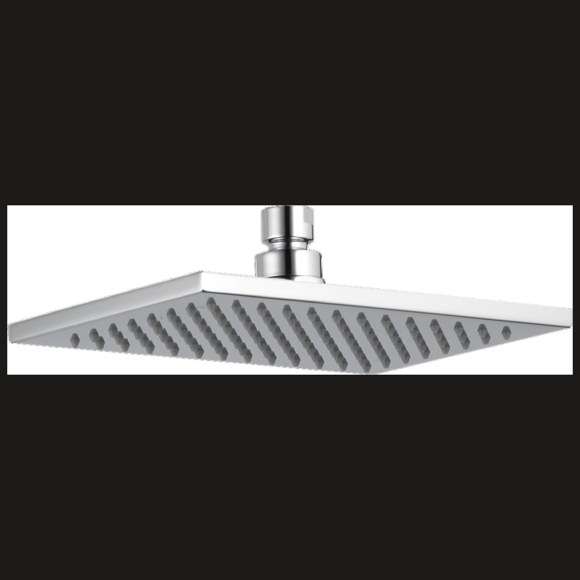 Delta Faucet Rp91363 Shower Head Chrome Shower Heads Delta