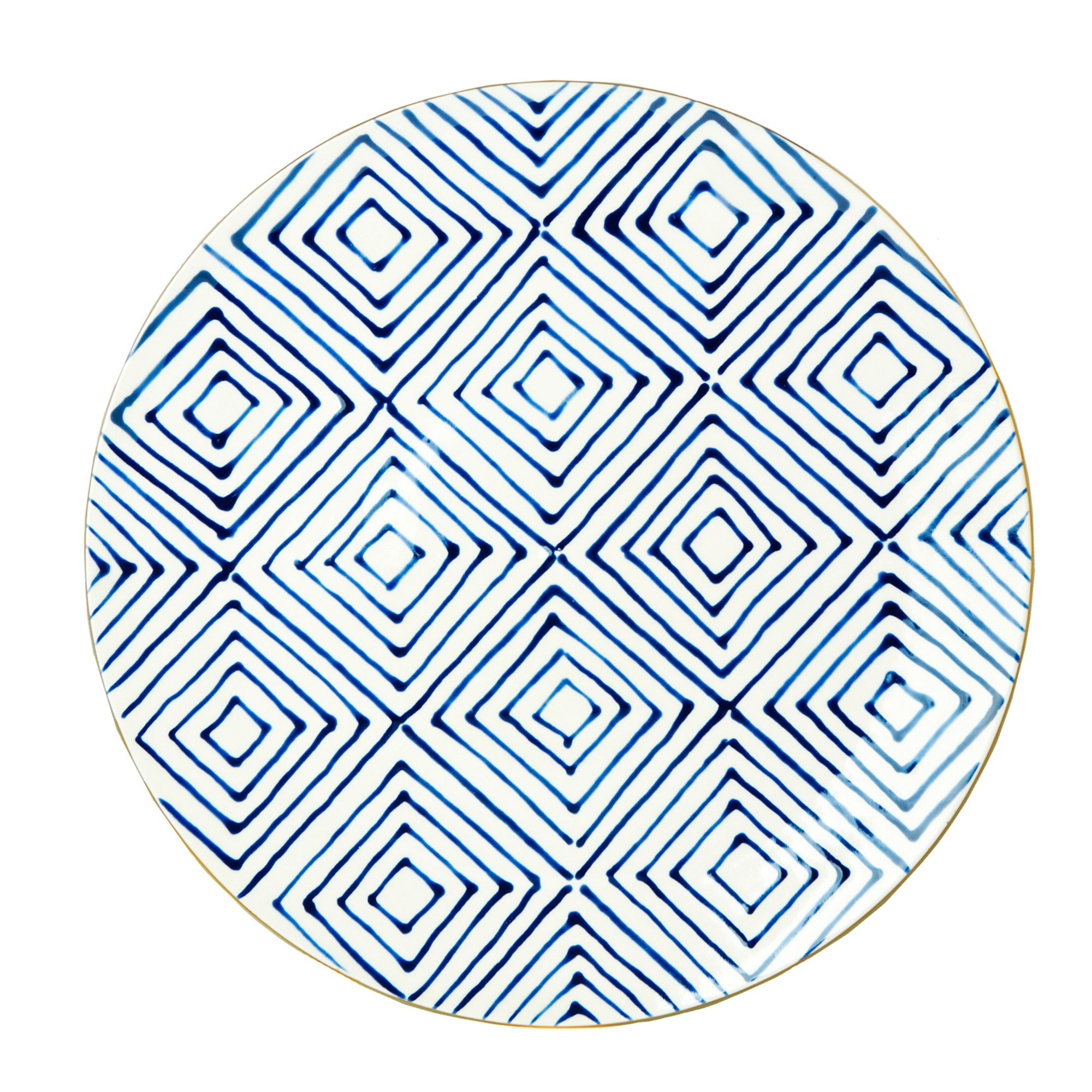 Pencil & Paper Co. Geo Dinner Plate | Dinners, Dinnerware and ...