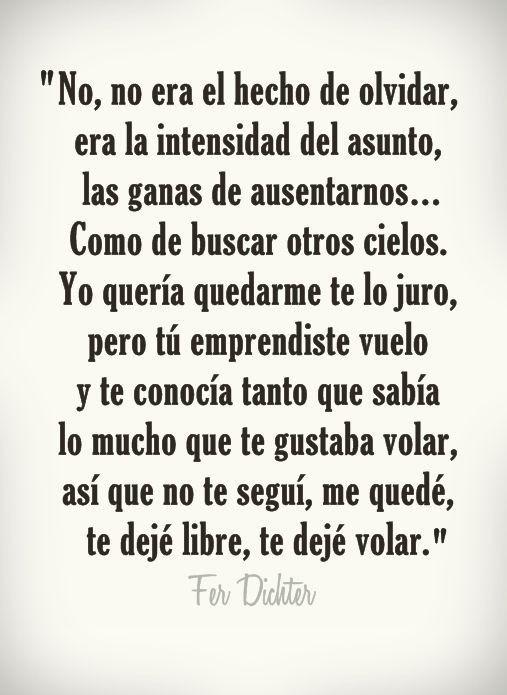 Frases Hermosas De Fer Dichter Para Dedicarte Y Dedicar Frases