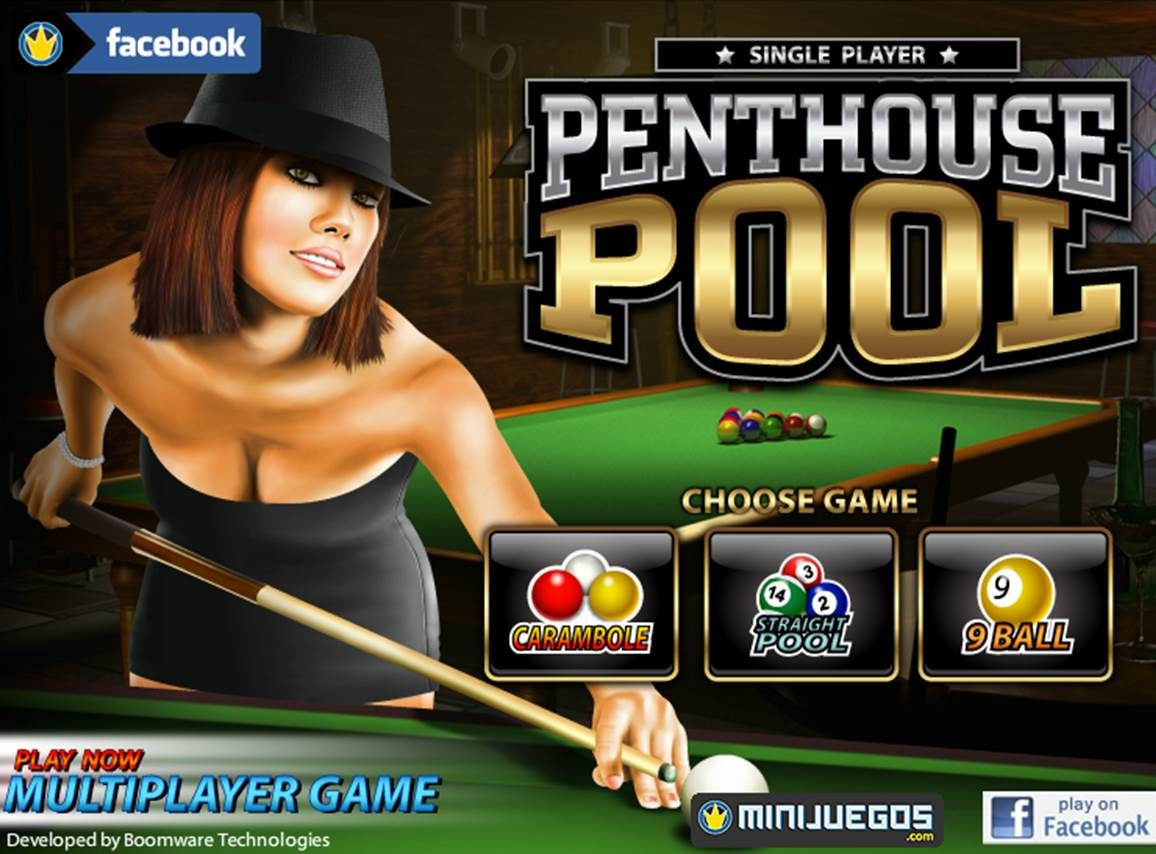 Penthouse Pool Click Photo To Play Free Online Play